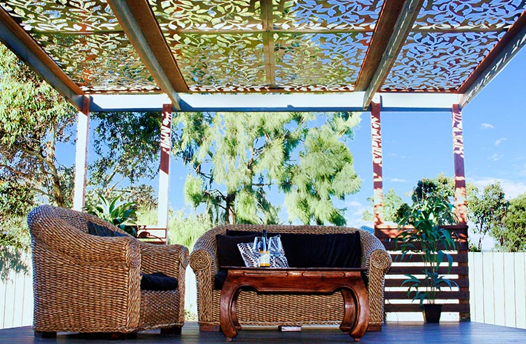 Outdoor Privacy Garden Screens By Be